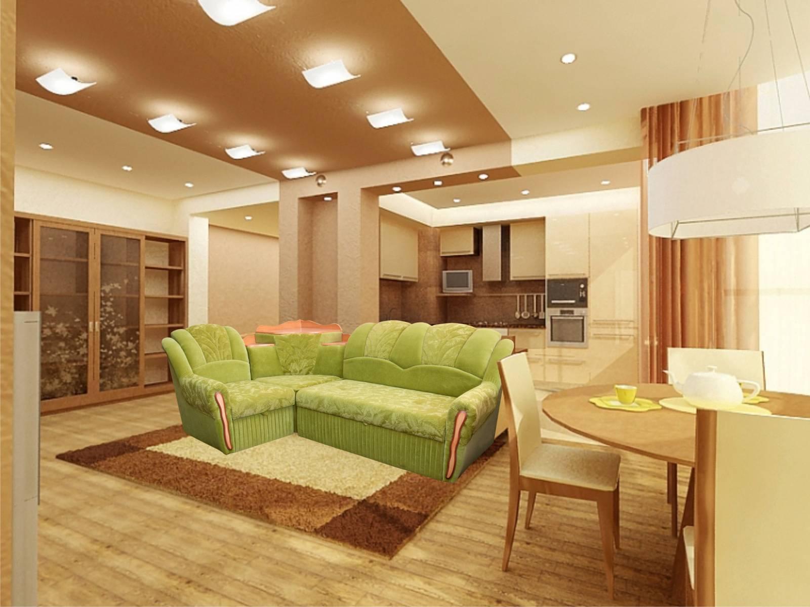 Оформление гостиной комнаты фото