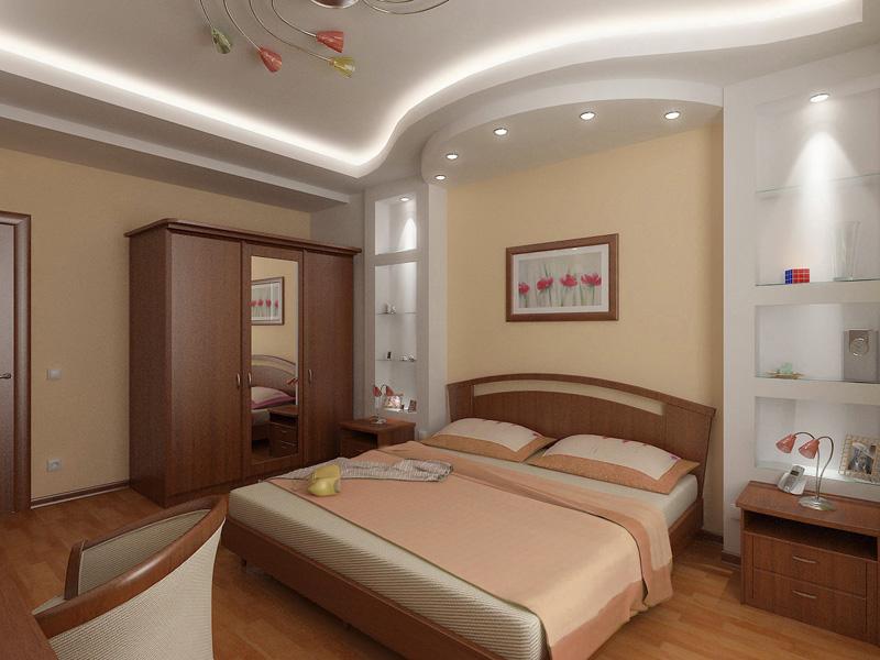 Дизайн спальни фотогалерея