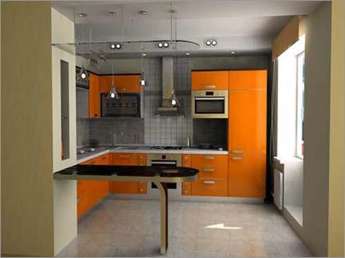 Дизайн кухни 9 кв м дизайн кухни в