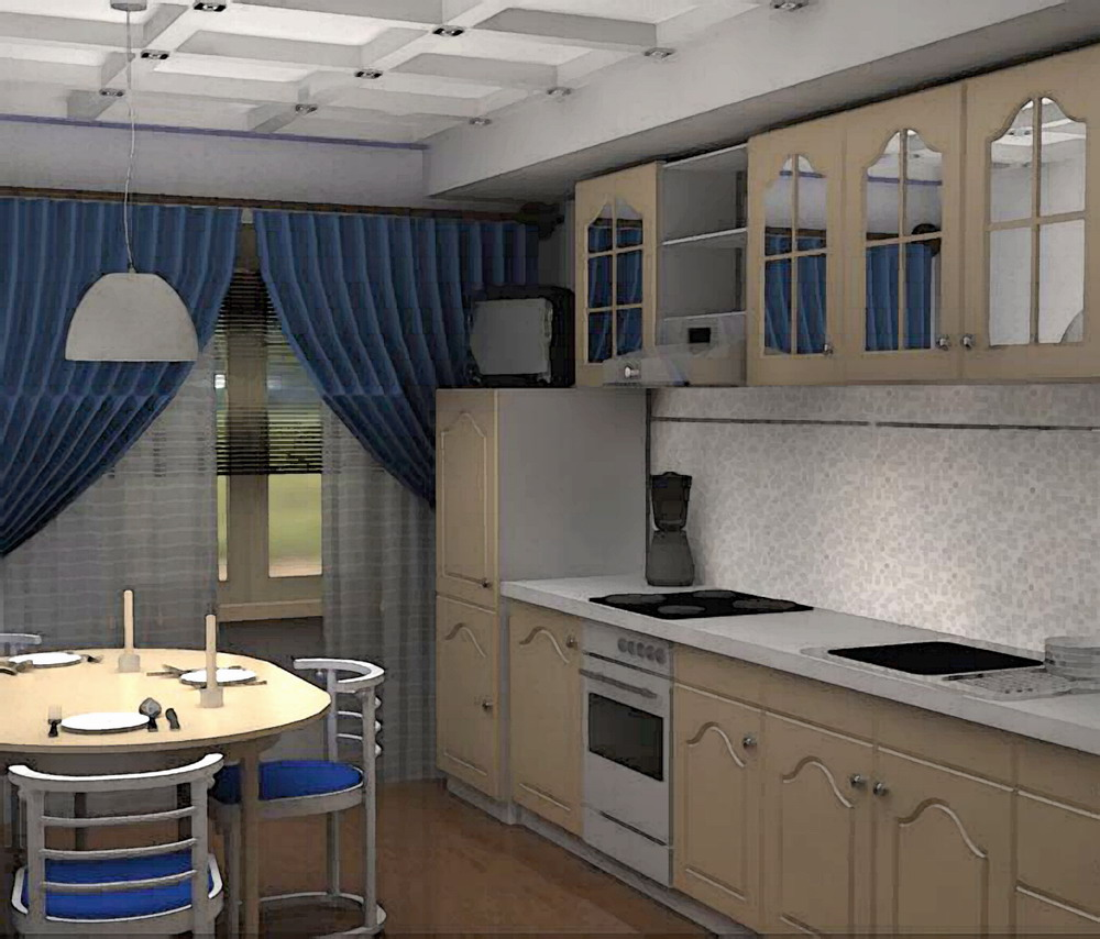Интерьер кухни фотоальбом домашний